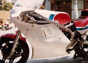 1985 SR500 B.O.T.T.レーサー