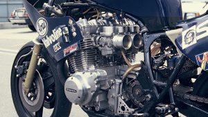 ヤマモトレーシング CB900F改