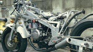 1984 VF750F デイトナ参戦