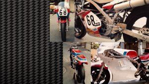 1985年 SR500レーサー