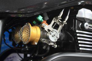Φ46スロットルボディ ZRX1200 DAEG